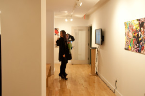 1/16/14 Hudson Guild Gallery